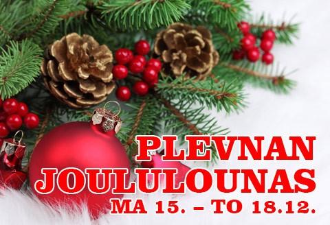 Joululounas 15.-18.12.
