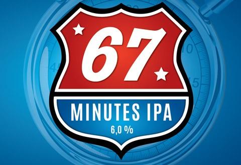 67 Minutes IPA:n paluu