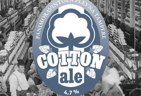 Cotton Ale nyt hanassa!