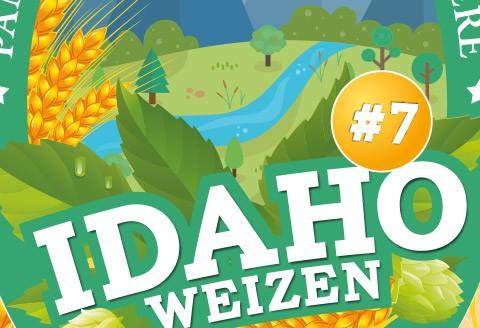 Idaho Weizen hanassa