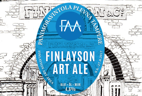 Finlayson Art Ale